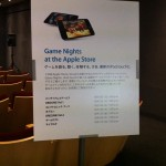 132.Summary: Game Nights at the Apple Store