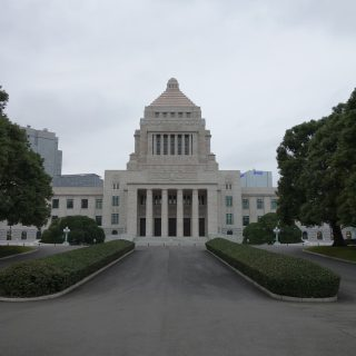 Japanese diet building
