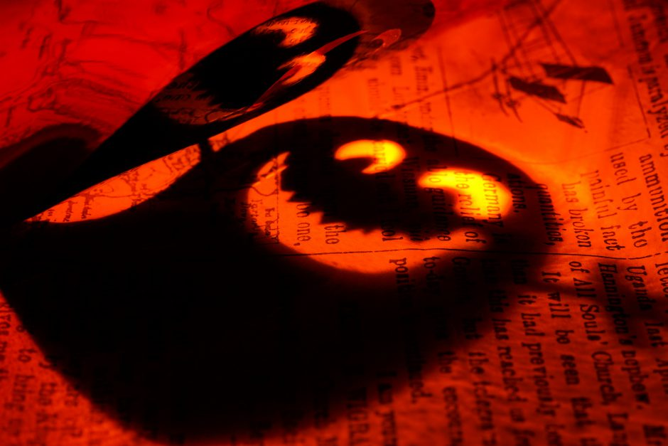 CC Attribution, Photo by (HMM) Happy Halloween Little Ghost via flickr