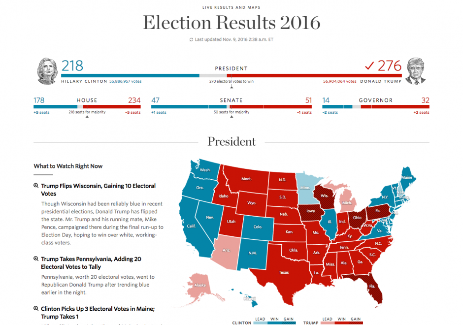 live-presidential-election-results-wsj-com