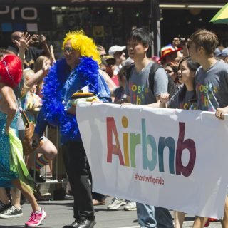 AirBnB, Host with Pride
