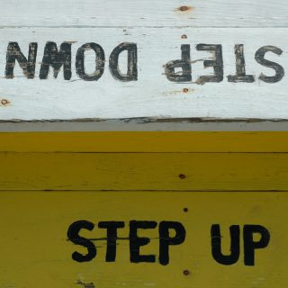 Step up, Step down
