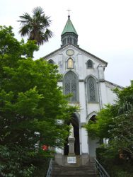 Oura Church, oldest church in Nagasaki